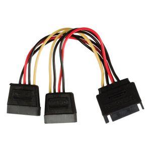 CÂBLE E-SATA Câble adaptateur d'alimentation SATA à connecteur