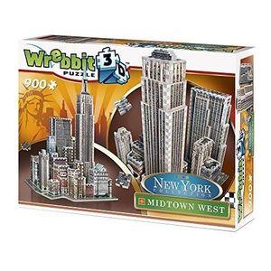 PUZZLE PUZZLE 900 PIÈCES - PUZZLE 3D - NEW YORK : MIDTOWN