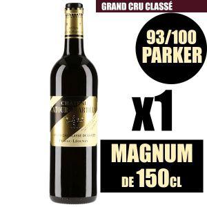 VIN ROUGE X1 Château Latour-Martillac 2015 150 cl AOC Pessac