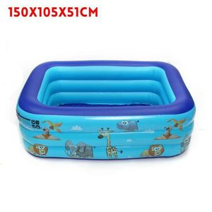 PATAUGEOIRE SMRT Piscine Gonflable Baignoire Hors sol Famille