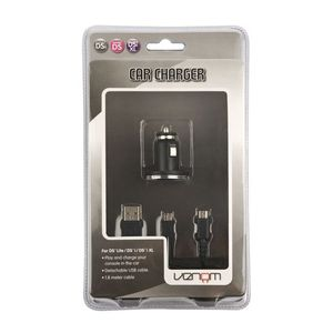 CHARGEUR CONSOLE VENOM CAR CHARGER FOR DSI AND DS LITE (NINTENDO…