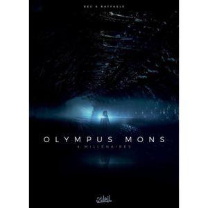 BANDE DESSINÉE Livre - Olympus Mons T.4 ; millénaires
