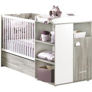 quelles sont les diff rentes tailles de lit pour b b cdiscount. Black Bedroom Furniture Sets. Home Design Ideas
