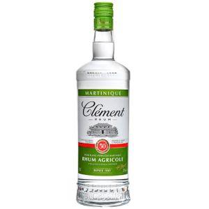 RHUM Rhum Blanc Clement 50° 1L