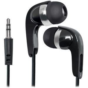 CASQUE - ÉCOUTEURS Defender In-Ear Écouteurs Basic 610 Noir