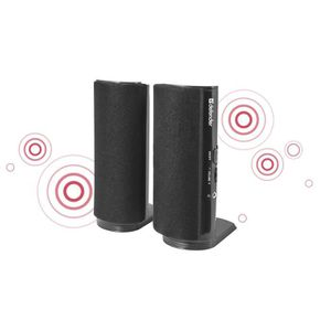 ENCEINTE NOMADE Defender 2.0 Système de haut-parleur actif SPK-210