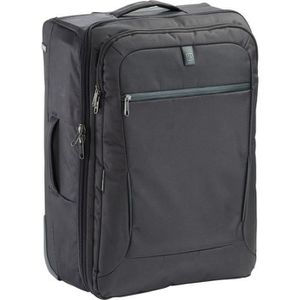 VALISE - BAGAGE Valise taille M Go Travel Check-in 24 Noire