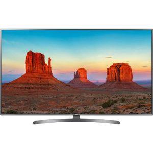 Téléviseur LED LG 55UJ635V TV 4K UHD 55'' (139 cm) - Smart TV - U