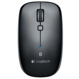 SOURIS Logitech M557 souris sans fil - noir