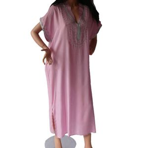 ROBE Robe tunique marocaine - XXL