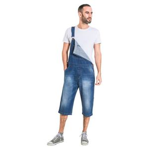 SALOPETTE USKEES - Homme - Salopette Short Loose fit Overall