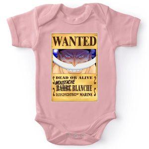 BODY Body bébé (Filles) Rose One Piece parodique Edward