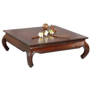 table basse opium achat vente table basse opium pas cher cdiscount. Black Bedroom Furniture Sets. Home Design Ideas