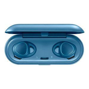 LECTEUR MP3 Samsung Gear IconX - Écouteurs - 4 Go - bleu