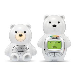 ÉCOUTE BÉBÉ VTECH - Babyphone Audio Famille Ours - BM2300B