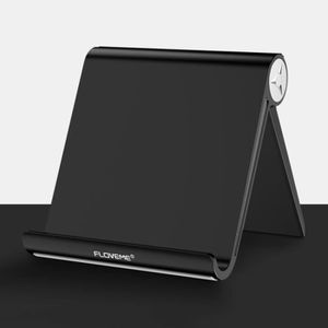 FIXATION - SUPPORT Support Holder noir pour iPad, iPhone, Galaxy, Hua