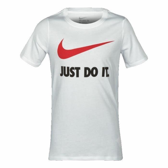 Et Blanc Achat Nike It Do Shirt Rouge Garçon Noir Enfant Just T WPWaqz