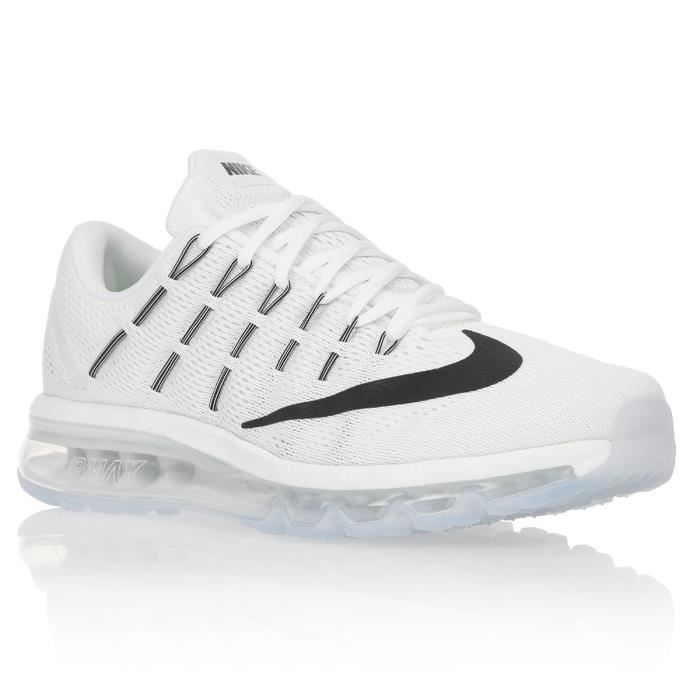 online store eb49d f437f NIKE Baskets Chaussures Running Air Max 2016 Homme RNG