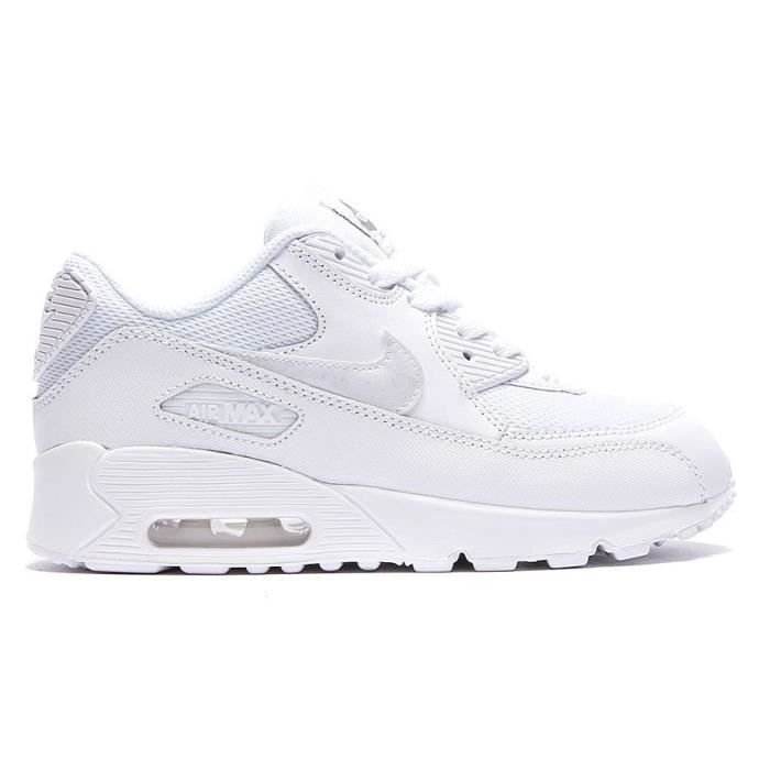 NIKE Baskets Air MAx 90 Mesh PS Chaussures Enfant Fille