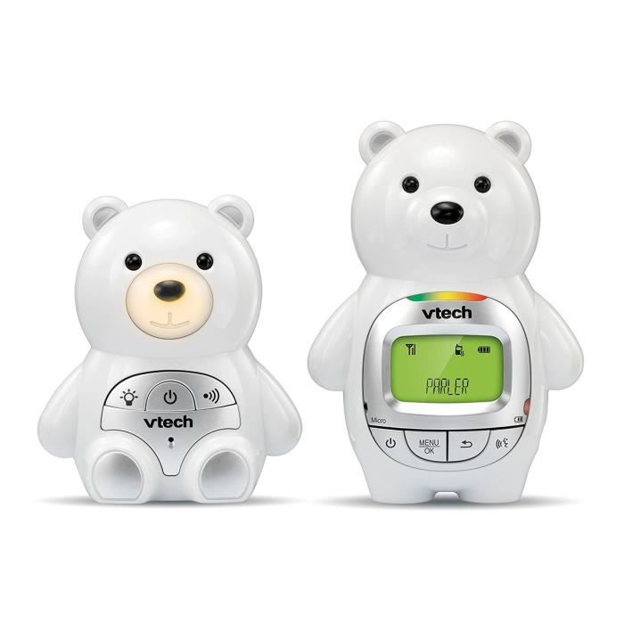 VTECH - BM2300B - Babyphone Famille Ours