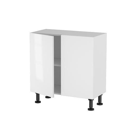 Meuble cuisine bas 80cm petite profondeur 2 por achat vente elements bas meuble cuisine bas - Meuble bas profondeur 40 cm ...