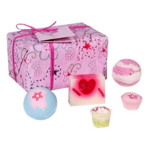 COFFRET CADEAU CORPS Bomb Cosmetics - Pretty in Pink - Coffret cadeau -