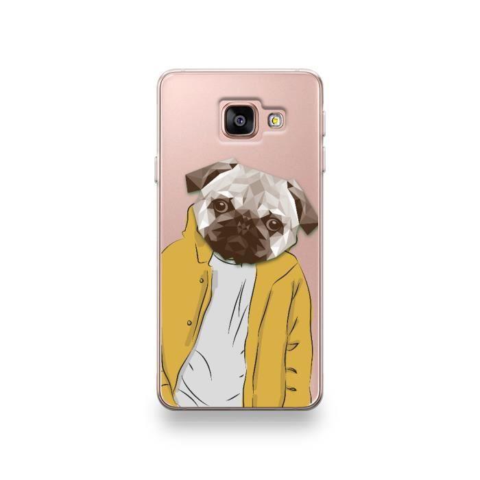 coque samsung galaxy a3 2016 chien