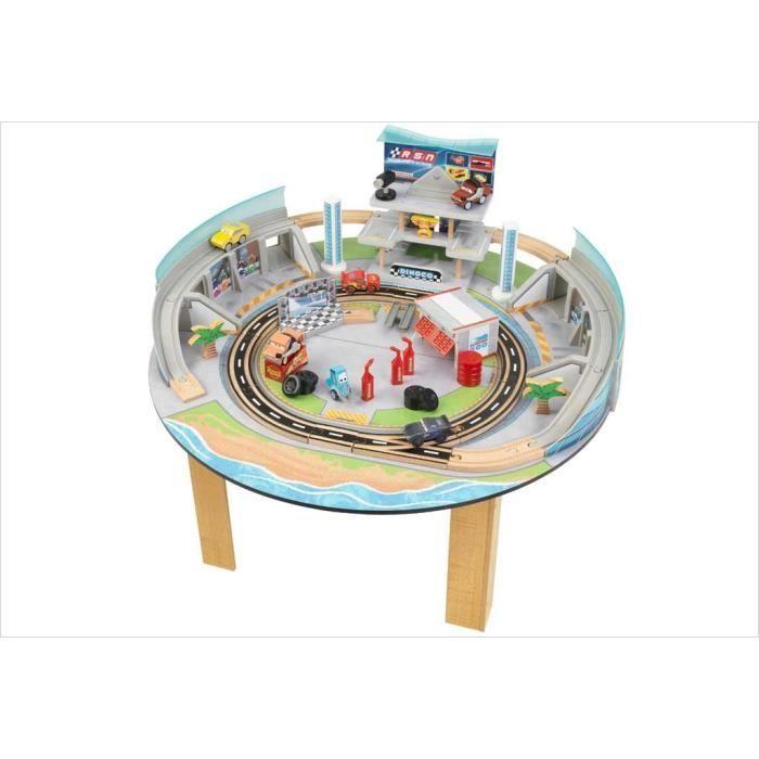 table de jeux de circuit enfant achat vente jeux et jouets pas chers. Black Bedroom Furniture Sets. Home Design Ideas