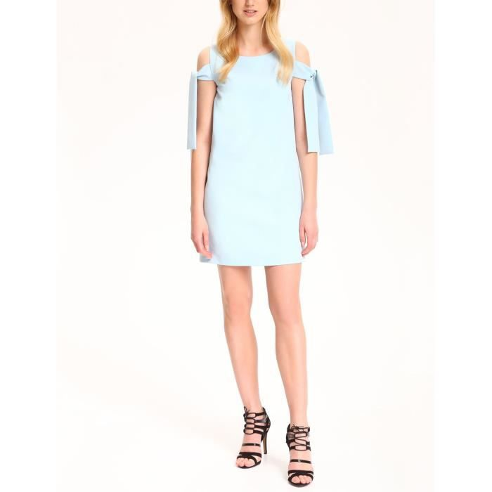 Top Secret Robe bleu clair Femme
