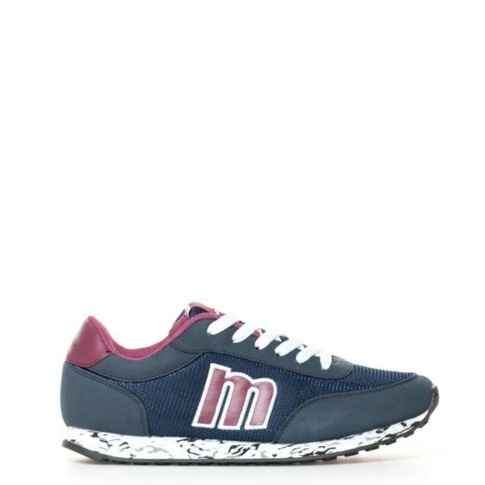 Mustang - Funner chaussures bleu marine