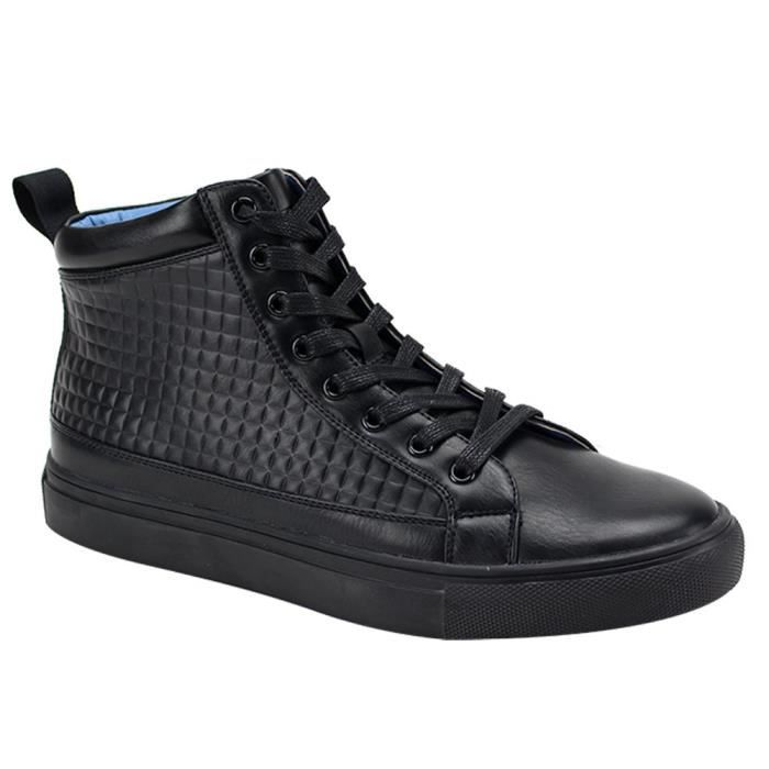 718 Marque 6731 Chaussures Mode ~ High Top ~ Sneaker Designer I2LS5 Taille-44 1-2
