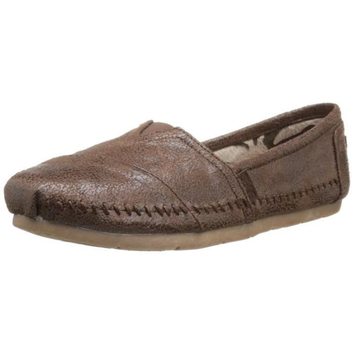 Skechers Slip-on Bobs Luxe Mode plat YIKRK Taille-38 1-2