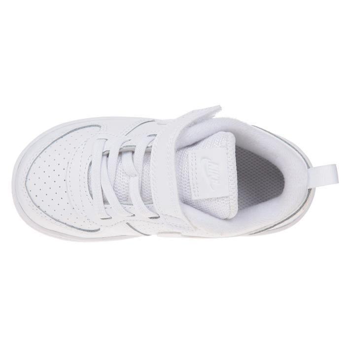 Court Baskets Low Borough Bébé Garçon Chaussures NIKE Azq5wA