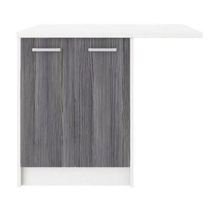 Meubles cuisine en kit achat vente meubles cuisine en - Plan de travail cuisine largeur 100 cm ...