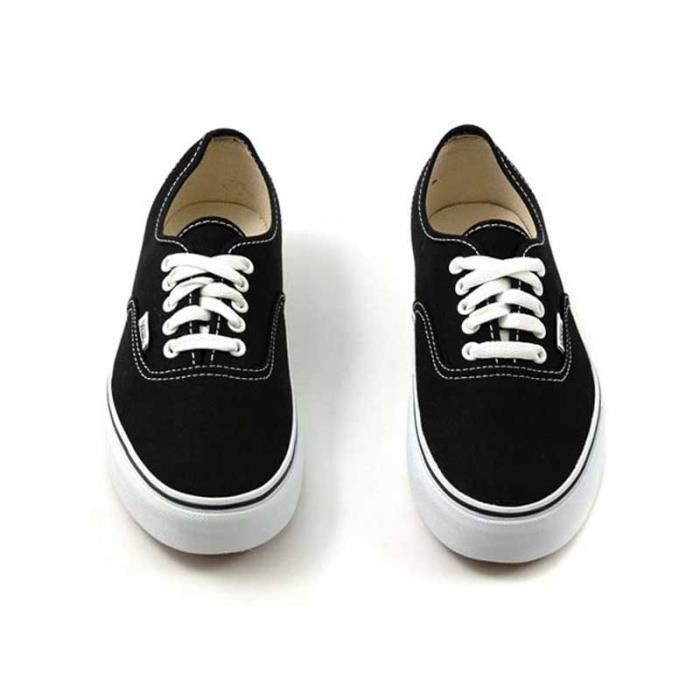 Chaussure Basse VANS Authentic Black Homme Pointure 35 OxHrpFVYO