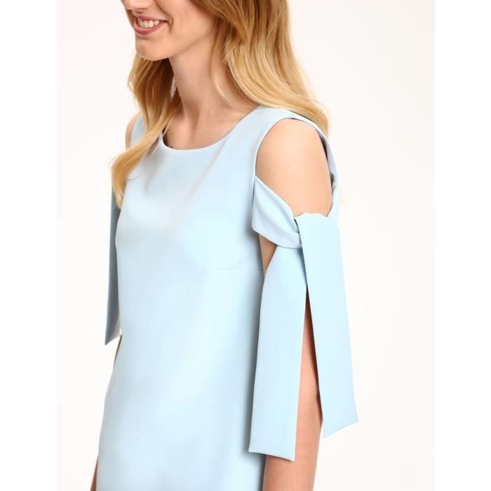 Top Secret Robe bleu clair Femme