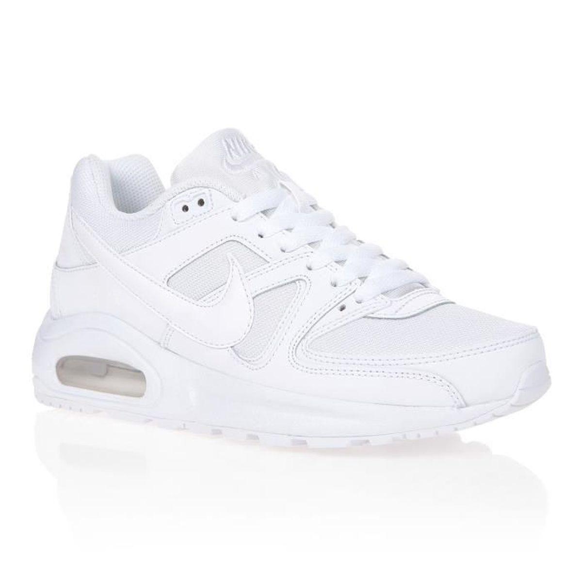 reputable site f17cc 2734e Enfant Garçon Command Air Blanc Nike Chaussures Flex Baskets Max 6YqFp