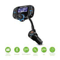 TRANSMETTEUR FM ONEVER BT70 Modulateur de MP3 de transmetteur de F