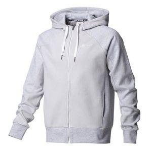 SWEAT-SHIRT DE SPORT ELLESSE Sweatshirt zippé Gustave - Homme - Gris ch