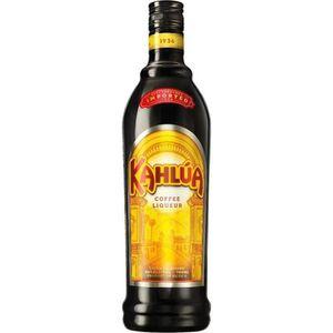 LIQUEUR Kahlua liqueur de café 70cl