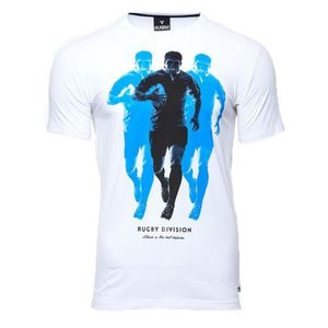 RUGBY DIVISION T-shirt Triple Homme