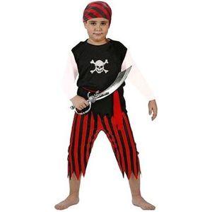 DÉGUISEMENT - PANOPLIE Déguisement Garçon Pirate 4-6 ans