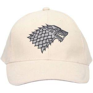 CASQUETTE Casquette Game of Thrones Logo Stark
