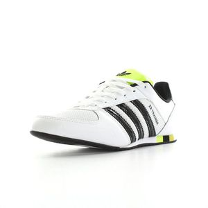 grand choix de faf4f 387b2 Adidas - Zx trainer Blanc, noir et jaune fluo - Achat ...