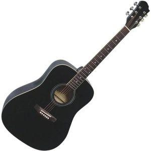 guitare acoustique pas cher achat vente guitare acoustique cdiscount. Black Bedroom Furniture Sets. Home Design Ideas