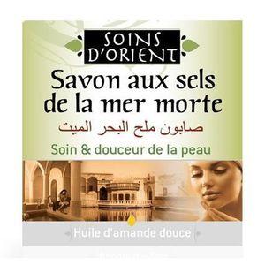 SAVON - SYNDETS SOINS D'ORIENT Savon aux sels de la Mer morte - 10