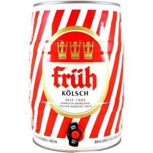 BIÈRE Fut 5L Früh Kölsch