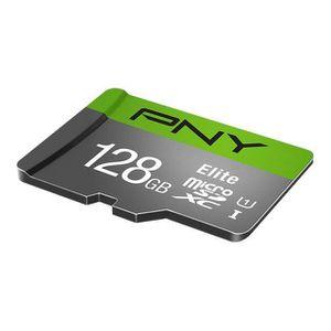 CARTE MÉMOIRE PNY Carte mémoire flash (adaptateur microSDXC vers