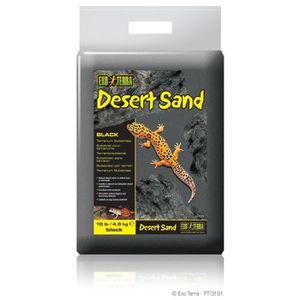 DÉCO VÉGÉTALE - RACINE Sable Desert Noir 4,5kg