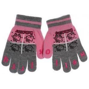 GANT - MITAINE gants hello kitty gris TU